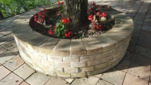 Briques en terre cuite pour puits